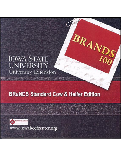 BRaNDS - Standard Cow & Heifer Edition